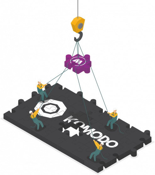 a8a8dc7981ee935a5dcd20f694541ae9aabc24c0 building up the komodo ecosystem 1 - Komodo (KMD) bringing first dICO to Market with Monaize