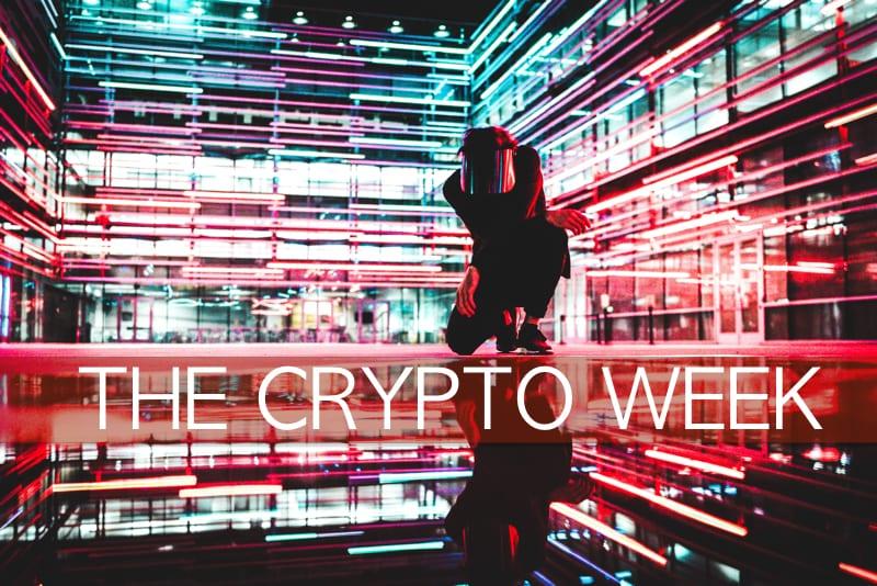 cryptonews - Around the Crypto World November 20, 2017 - KMD, ADA, LTC, DASH, POWR