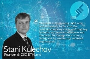 ETHLend Stani Kulechov Interview blockchain 300x196 - ETHLend (LEND) - The Future of Finance
