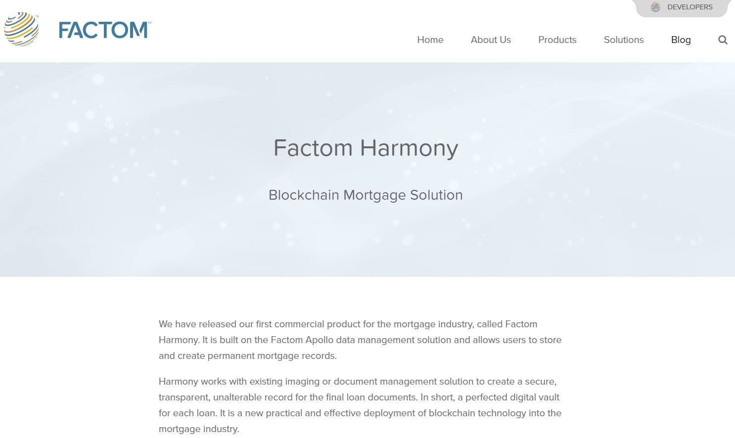 FactomsHarmony - Factom (FCT) - New Chief Marketing Officer ramps up Price - 2018 Predictions