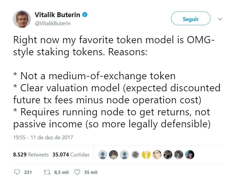 OmisegoVitalik - OmiseGO (OMG) - Prices go up almost 100% after Ethereum's founder Statement