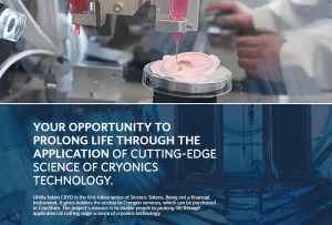 "bioprinting KrioRus Cryogen ICO Blockchain 300x203 - 5 Upcoming ICOs Of 2018 With ""Real-Life"" Use Cases (WePower, Covesting, Sirin Labs, Cryogen & Zenome)"