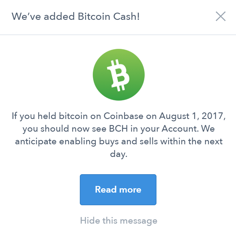 bitcoin cash - GDAX and Coinbase Adds Bitcoin Cash - Then Suspend Trading When Madness Occurs