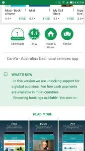 canya google 169x300 - CanYa.io joining Tronix (TRX), EOS, and Qtum on Ethereum ERC-20 Blockchain