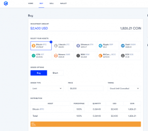 coinvest platform 300x266 - Coinvest (COIN) Allows You to Build Your Own Crypto Mutual Fund