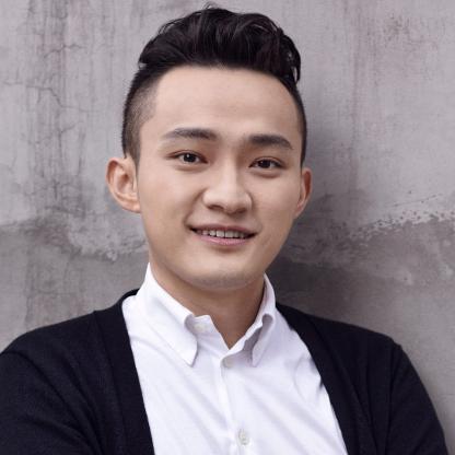 justinsun - TRON (TRX) A Second Chance at Bitcoin