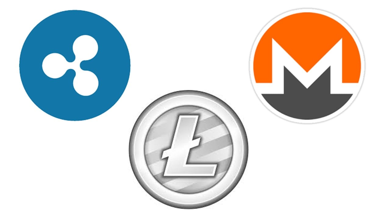 logos - Huge Rumor - Monero (XMR) and Ripple (XRP) headed to Coinbase soon?