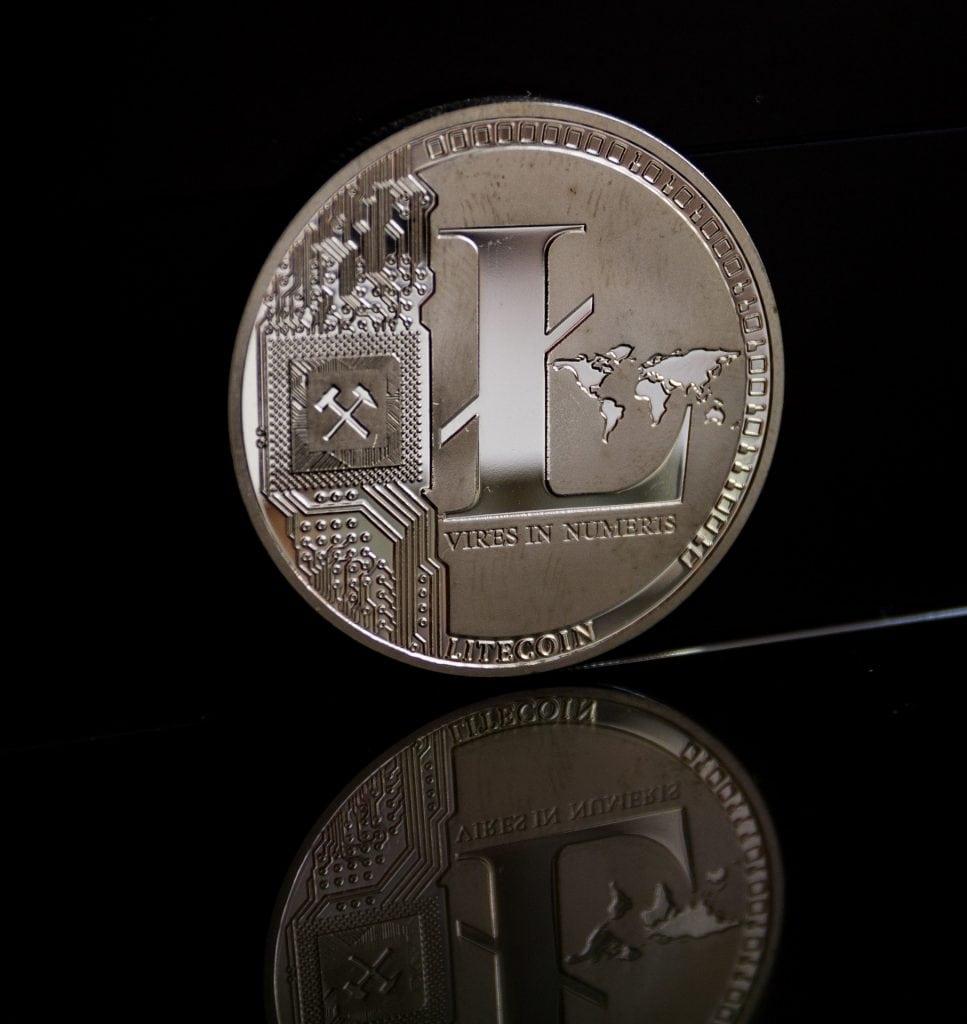 Litecoin LTC Up 40%