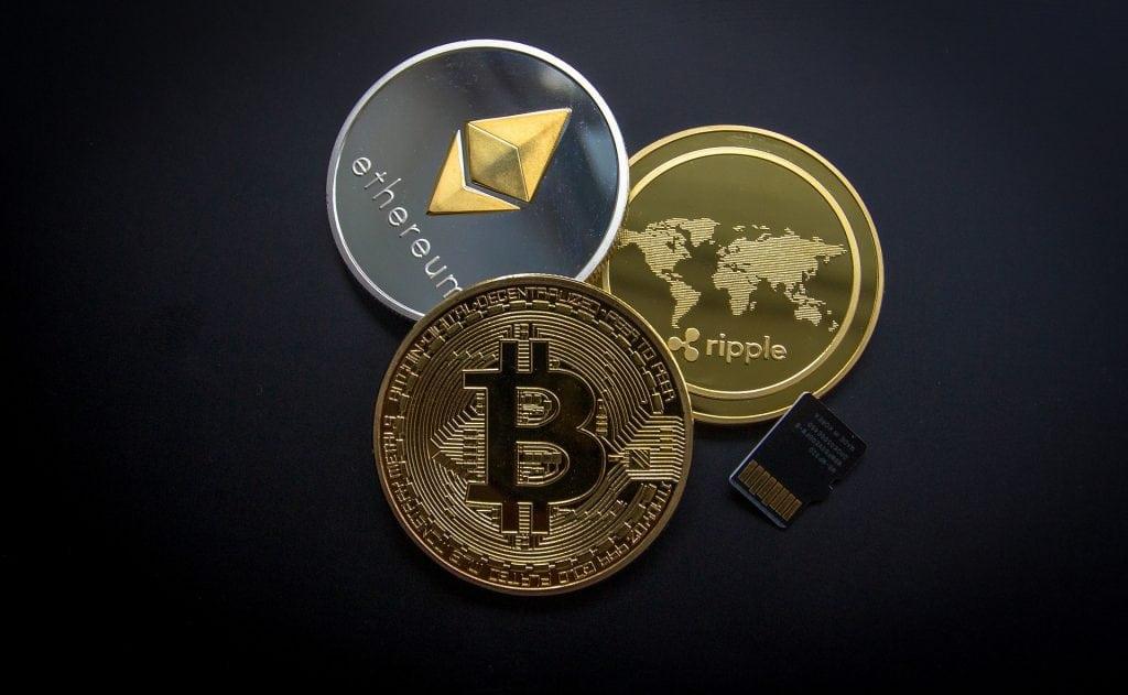 Cryptocurrency BTC XRP LTC BCH Future