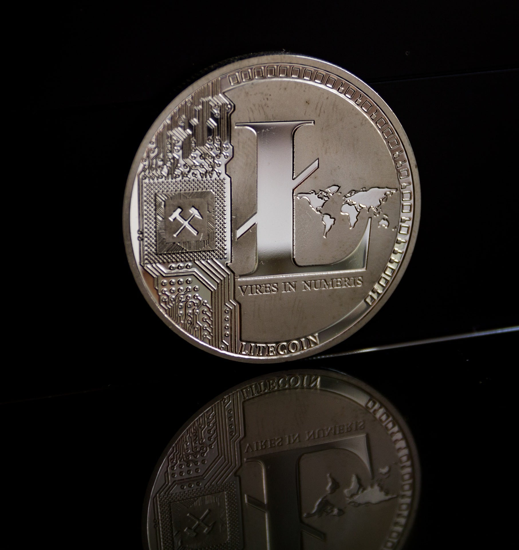 Litecoin LTC Grow 2018