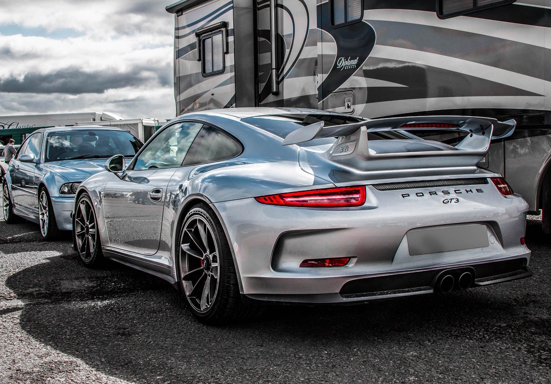 Ripple XRP Porsche