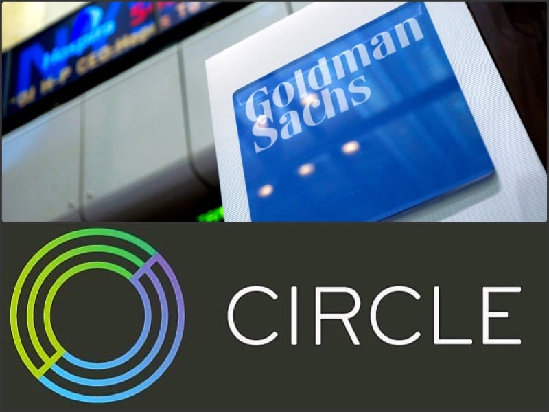 Cryptocurrency Firm Circle Raises $110 Million to Launch Dollar-Backed Token