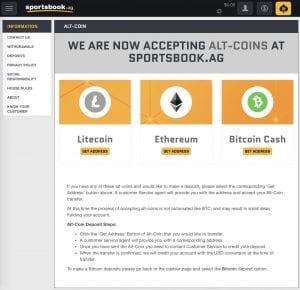 Litecoin Sportbrook 300x290 - Sportbook Brings Litecoin (LTC), 2 Other Altcoins Into Betting World