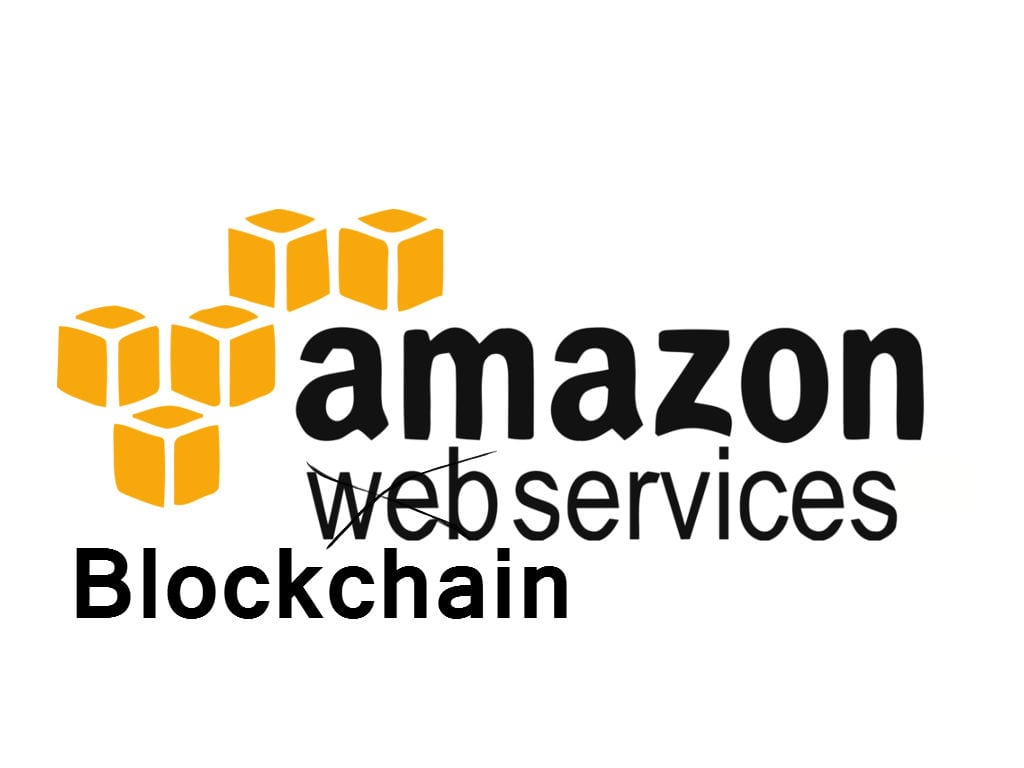amazonblockchain - Amazon Replicates Facebook, Microsoft, Partners Startup Built on Ethereum (ETH) Blockchain
