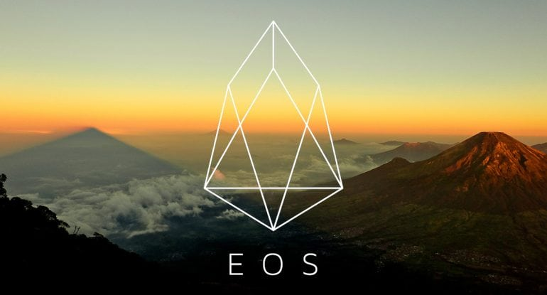 Kết quả hình ảnh cho eos main net launch