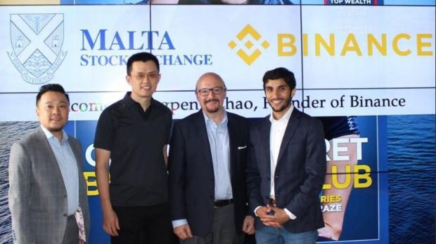 0618b600abe73742af9e147d4bdb9b74d9a6bb9b 1529397803 5b28c22b 620x348 - Binance Teams Up With Malta Stock Exchange To Create The First Decentralized Stock Exchange