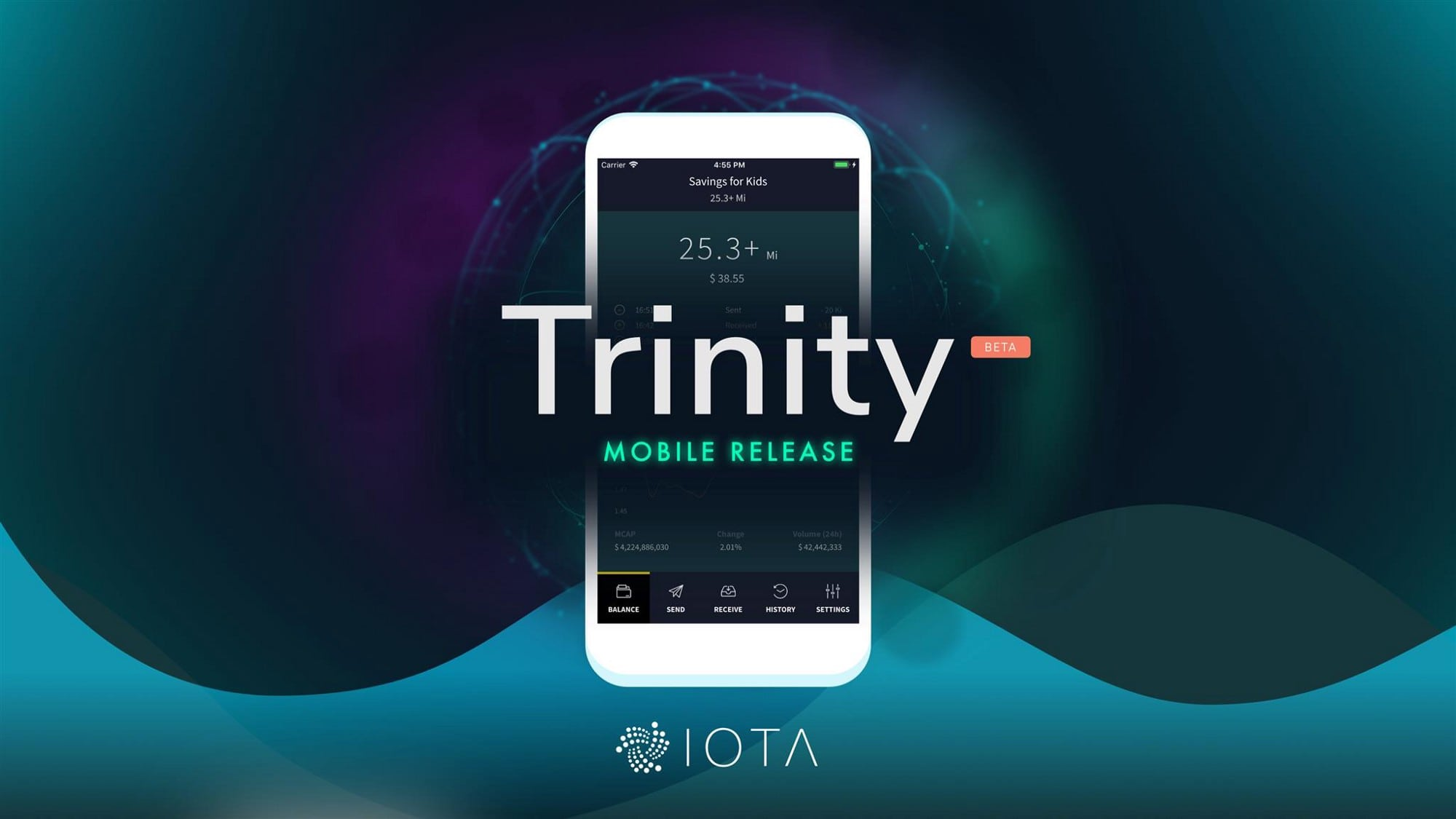 1 JZGeobCr5DwrTZcI6DoL5Q - IOTA Unveils Massive Trinity Update – Enhanced Security For The Mobile Wallet And More