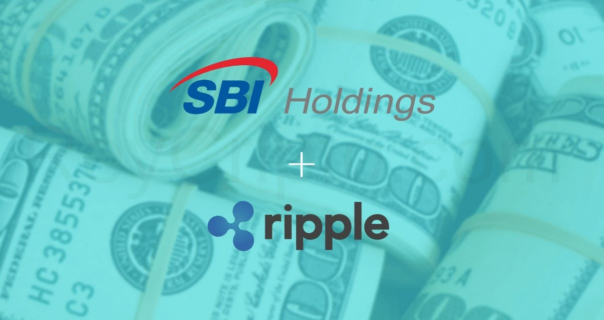 XRP Ripple SBI Holdings 1210x642 - Ripple's Partner SBI Holdings Will Bring Customers From Its Massive User Base To Its Crypto Exchange VCTRADE