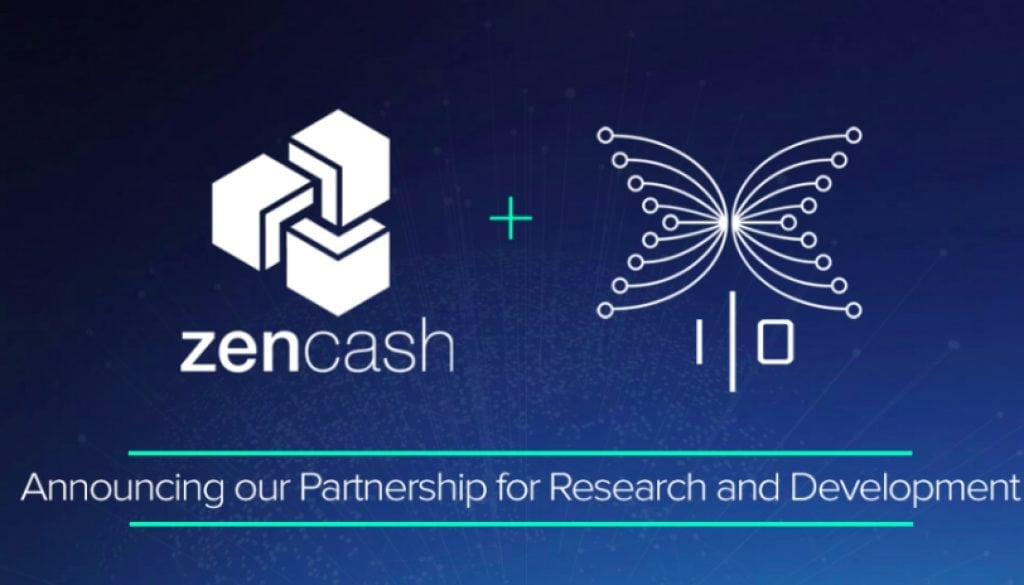 ZENCASH IOHK 1024x585 - Cardano (ADA)'s Charles Hoskinson Offers Guiding Strategies For Micro-Cap Coins After Their ICOs