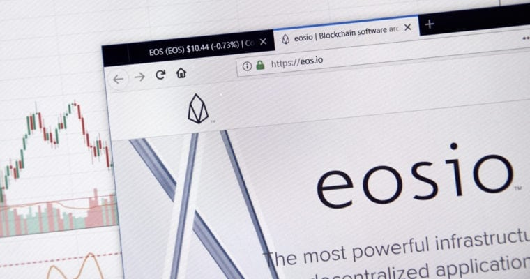 eos price eosio 760x400 - Bitmain Mining Company Finances Block.one EOS Publisher & Prepares For Future Investors