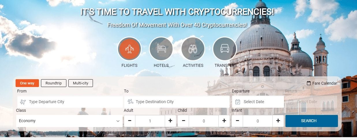 1 4 - More Stamps Global (MSG) Brings A New Era Of Traveling: Get The Best Deals & Pay For Flights, Hotels, And Transfers With Over 40 Cryptos