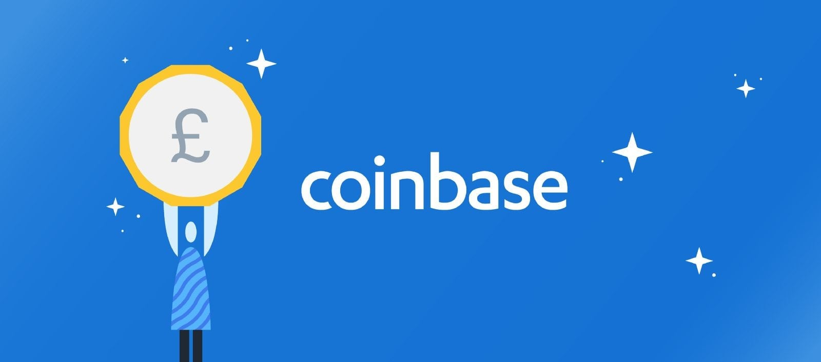 1 HjdPwnTIt20SBC6iInfNGQ - Coinbase Announces That Users Can Buy Bitcoin And Other Cryptos With GBP