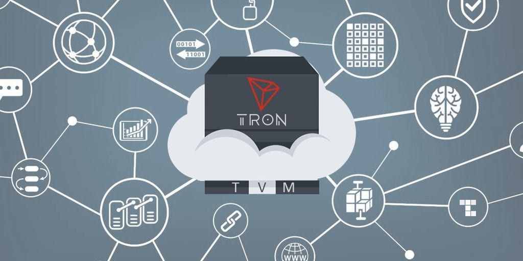 "1 Nnj05WD zu Vk3rL bwfDA - Tron (TRX) Completes The Blockchain Launch And Plans TronVM Release On August 30 For ""Amazing Developer Experience"""