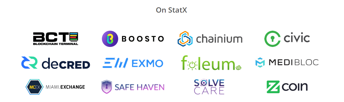 FireShot Capture 19 StatX I Mobile Dashboard Chat for Blockchains https   www.statx .io  - StatX Mobile App Offers Cryptopshere The Opportunity To Mix Relevant Data Sharing And Messaging In A Secure Environment