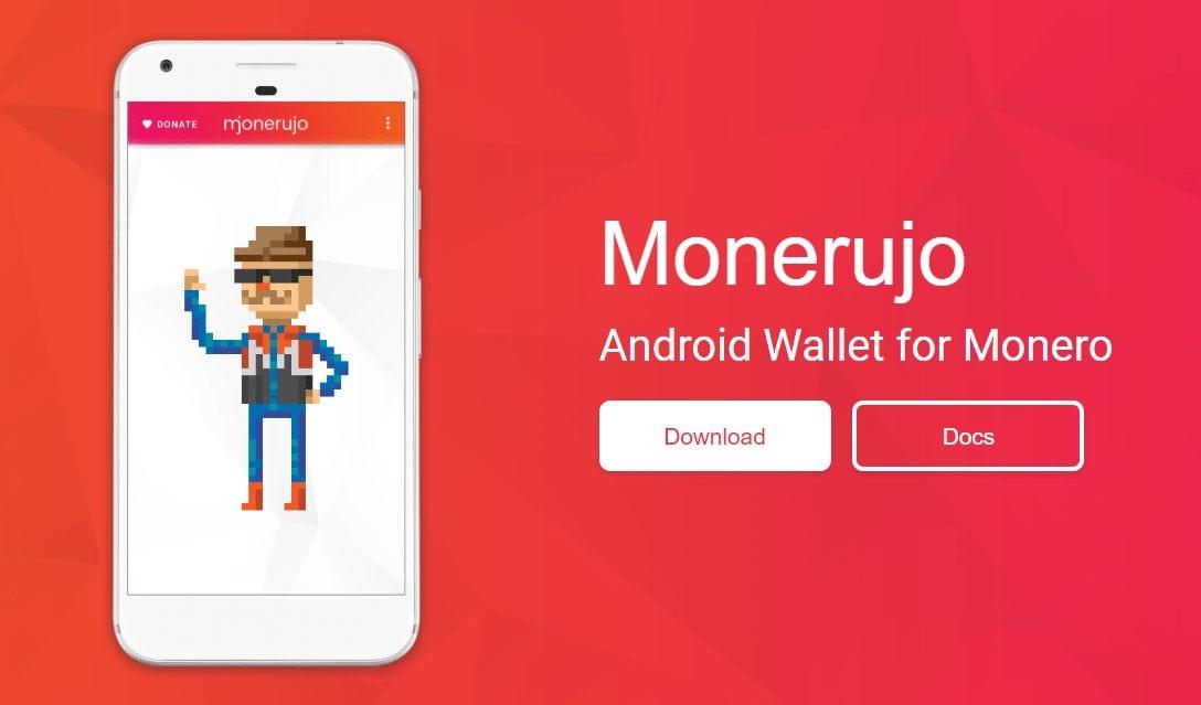 FireShot Capture 51 Monerujo Android mobile wallet https   www.monerujo.io  1 - Monero News: Moneroworld Premium Beta Is A Work In Progress Following The Monerujo Android Mobile App Update
