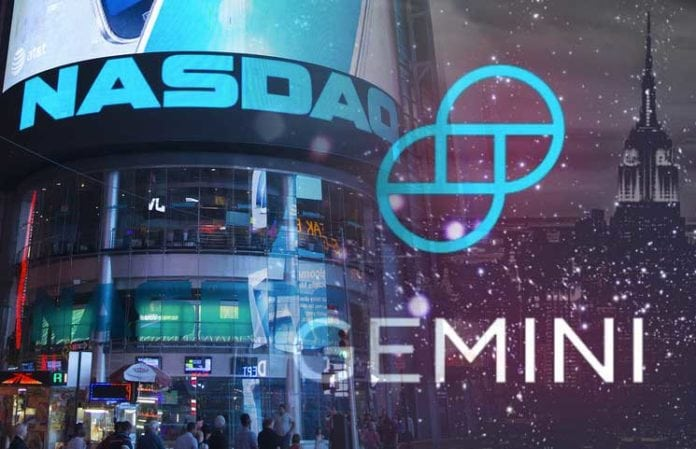 Gemini Tightens Relationship with Nasdaq in Attempt to List Tokens 1 696x449 1 - NASDAQ Is Reportedly Ready To List & Trade Bitcoin And Other Cryptos By 2019