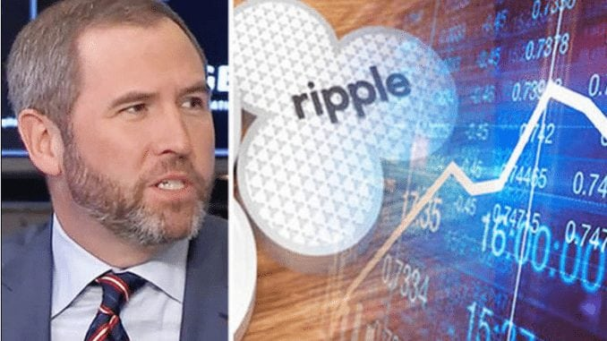 Ripple Brad Garlinghouse - Q3 2018 Could Change The Game For XRP (XRP) With Wall Street Interest And Institutional Investors