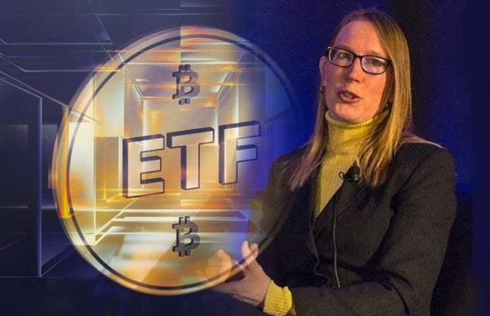 WATCH SEC Commissioner Hester Peirce Interview on Bitcoin ETF Approval 696x449 - Bitcoin ETF Should Have Gotten The Green Light, Says SEC Commissioner Hester Peirce