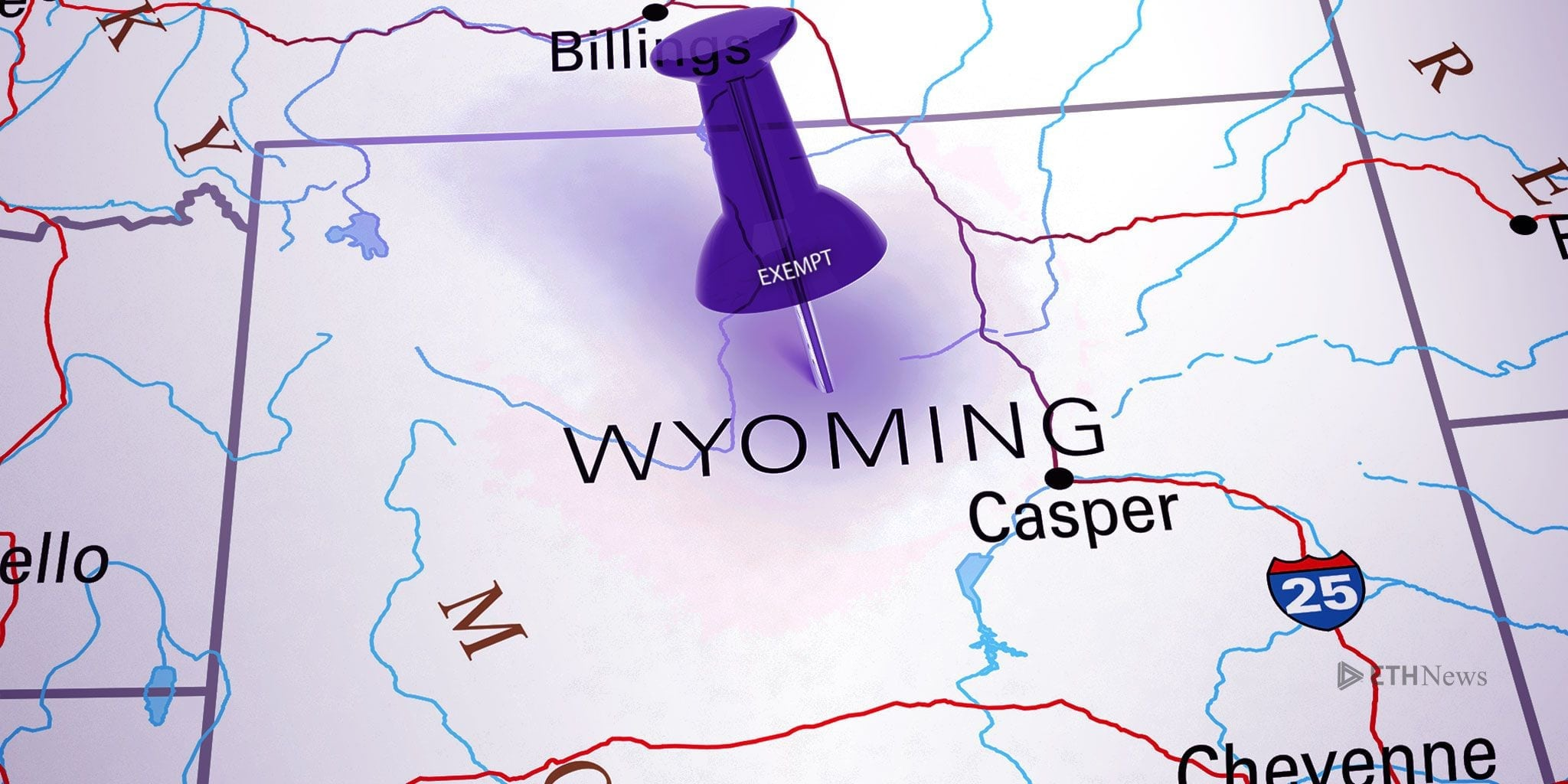 Wyoming Bill Amended the Money Transmitter Act - Coinbase Cryptocurrency Exchange Made Its Comeback To Wyoming After Three years
