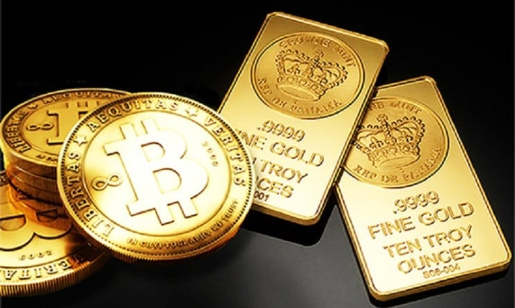 birtcoin btc gold - Bitcoin (BTC) To Record A Trading Volume By Two Times Larger Than Gold In 2018