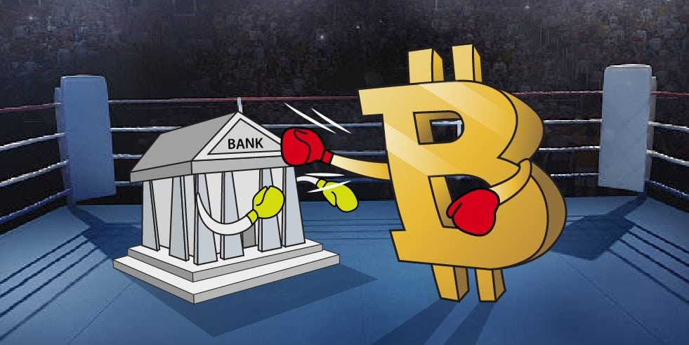 bitcoin btc vs central banks - Bitcoin (BTC) And Cryptos Vs. Banks - Jeffrey Tucker Thinks The Government Monopoly On Money Is ending
