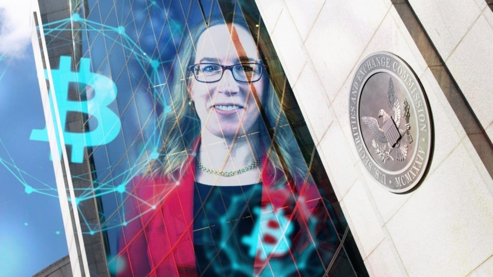 hester pierce cryptos new leading lady1 x1050 1px - Bitcoin ETF Should Have Gotten The Green Light, Says SEC Commissioner Hester Peirce