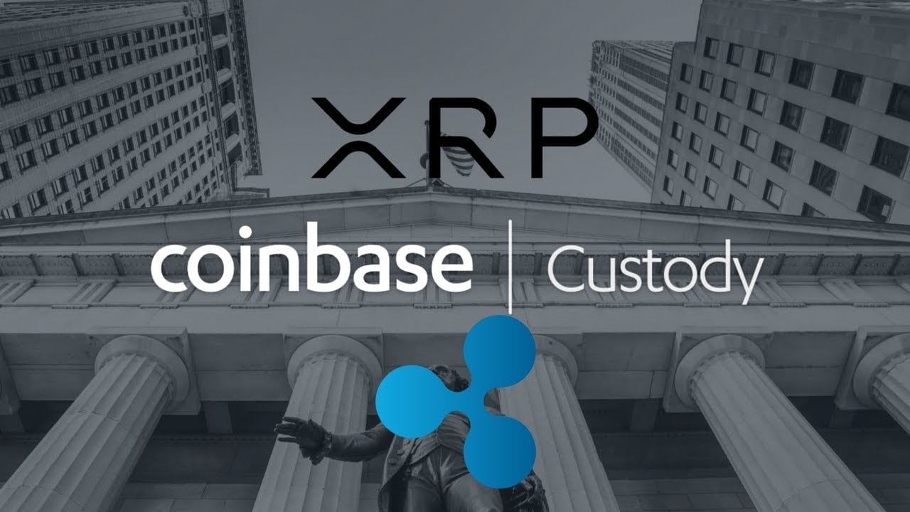 maxresdefault 1 - Coinbase Might Add Institutional Custody Support For XRP, EOS More Cryptos