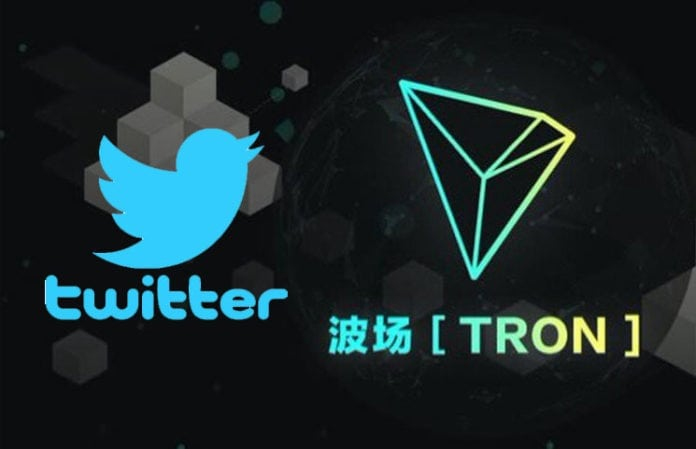 social media tipping Twitter Tron TRX - Tron (TRX) Adoption Boosted - Now You Can Tip Using Tron (TRX) On Twitter