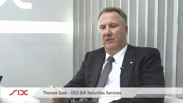 """thomas zeeb sibos 2017.six image.original.720 - Thomas Zeeb, Head Of Securities And Exchanges At SIX Swiss Exchange Believes That Cryptos Are """"Here To Stay"""""""