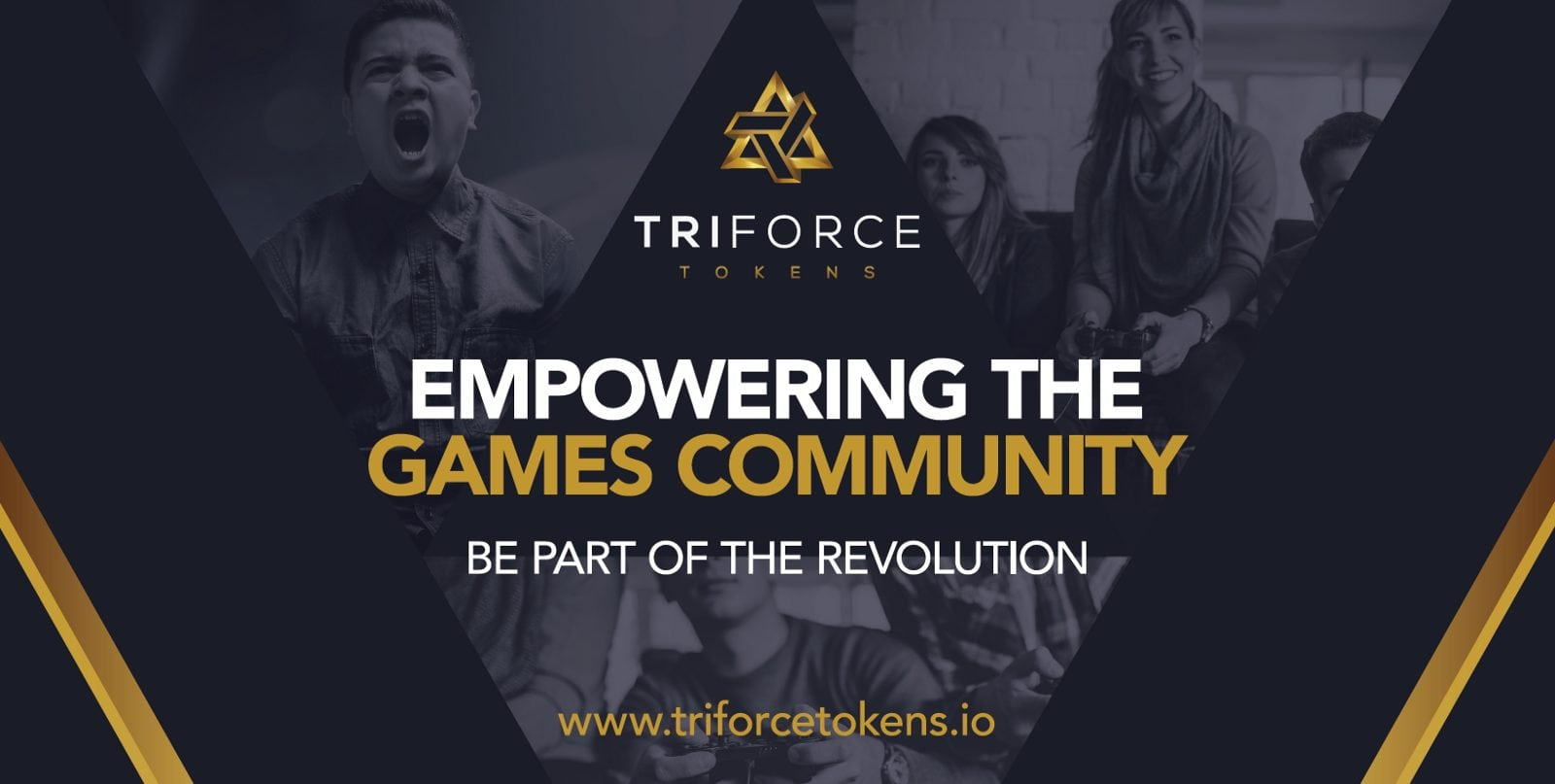 1 CAjPPo8f9Jjhd 2Xh qBnA - Award Winner Gaming Startup TriForce Tokens Is Gearing Up For Its Final Token Offering, Eliminating Gaming Industry's Shortcomings