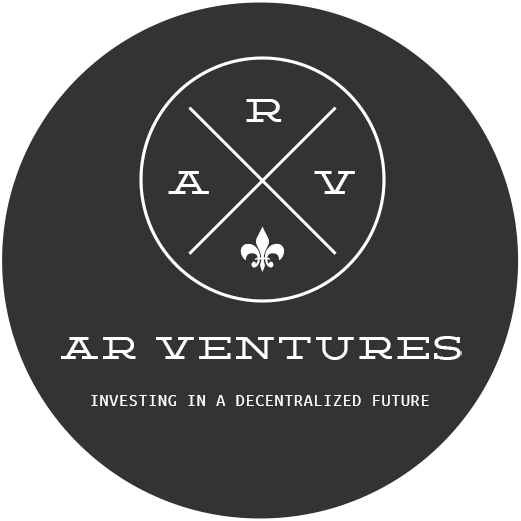 AR title page - AR Ventures Teams Up With Luxury Bitcoin Pen Producer Ancora1919 To Write A New Page In Blockchain's Development