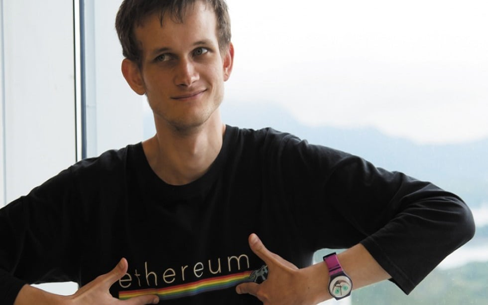 Vitalik Buterin ethereum eth creator - Five Leading Venture Capital Firms Are Investing in Blockchain