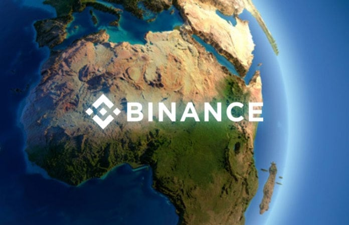 binance africa 1 - Binance Cheers Up Crypto Investors And Tron Enthusiasts With Support For TRX/BNB Trading