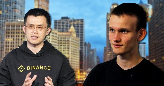 """binance ceo contradicts vitalik buterin - Binance CEO Disagrees With Vitalik Buterin: """"Crypto Will Absolutely Grow 1000x And More"""""""