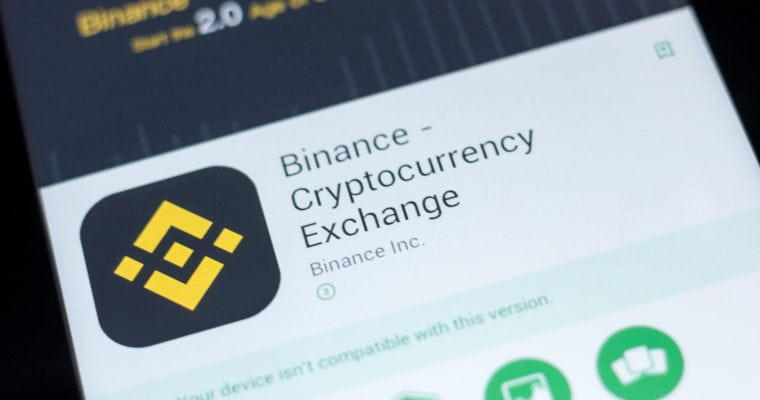 binance cryptocurrency exchange app 760x400 - Binance And Coinbase Are Hiring Despite The Bearish Market – The Blockchain And Crypto Ecosystem Keeps Growing