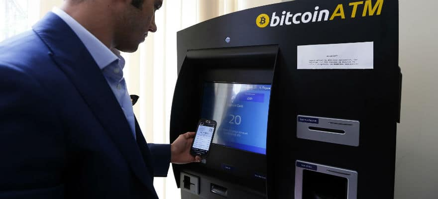 bitcoin atm market surge by 2023 - Bitcoin (BTC) ATM Market To Total $145 Million By 2023, Globally