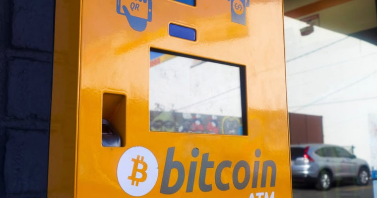 bitcoin atm - Bitcoin (BTC) ATM Market To Total $145 Million By 2023, Globally