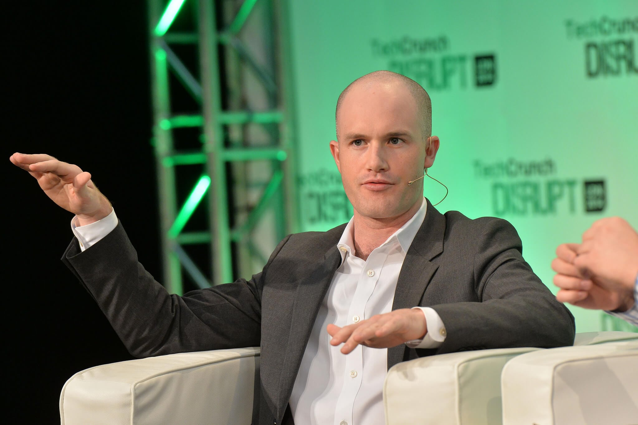 coinbase ceo brian armstrong - Coinbase Presented the Plan To Become As Big As the New York Stock Exchange (NYSE)