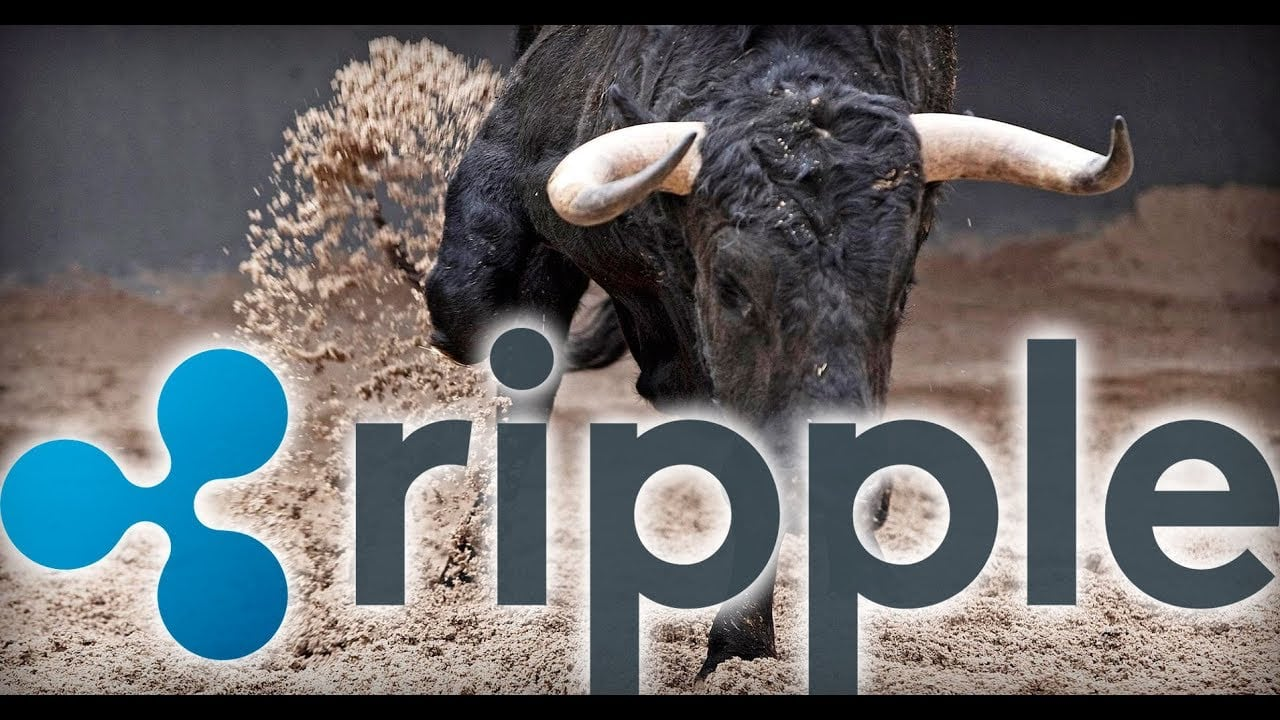 ripple bull 1 - Ripple Is Riding The Wave & Partnership With PNC Leads To XRP Surge - We Can Expect A Bullish October