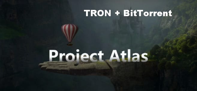 trxbittorrent - Tron (TRX) Will Unveil New Details On Project Atlas Tomorrow, Paving The Future Of Content Distribution